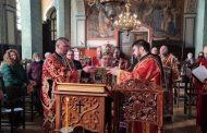 Старозагорският митрополит Киприан отслужи молебен за България
