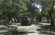 Монтажът на въртящото се Земно кълбо в центъра на Стара Загора стартира през пролетта