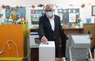 Георги ГЬОКОВ: Мечтая да живея в демократична, правова и социална България. Затова гласувах днес!