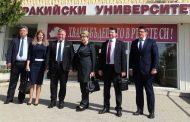 Посланикът на Русия посети с делегацията си и Тракийския университет