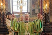 Старозагорският митрополит КИПРИАН: Благопожелавам светлината и обичта на нашия Възкръснал Спасител да носят на всички много топлина и радост