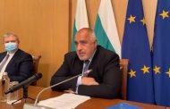 Борисов обяви: ГЕРБ предлага Даниел Митов за премиер