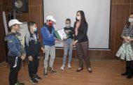 """Отборът на СУ """"Васил Левски"""" спечели общинския кръг на Национална викторина по безопасност на движението"""
