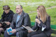 """Зам.-кметът Милена Желева откри инициативата """"Да прочетем старозагорските поети"""""""