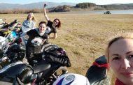 В Стара Загора отбелязват деня на жените мотористи с благотворително Стънт & Дрифт Шоу