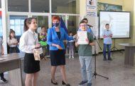 """Наградиха млади математици с високи резултати от """"Европейско кенгуру"""""""