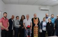 Граждански клуб ЛИПА с великденско дарение за старозагорски храм