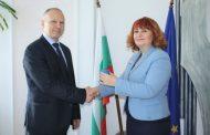 Иван Чолаков встъпи официално в длъжност областен управител на област Стара Загора
