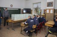 Община Стара Загора дари работно облекло на пожарникари