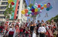 С празнично шествие Стара Загора отбеляза 24 май (галерия от снимки)