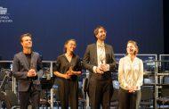 Наградиха победителите в Международния конкурс за оперни диригенти в Стара Загора
