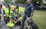 Старозагорски ученици се обучаваха в Детско полицейско управление