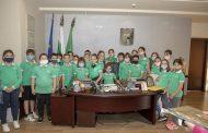 Четвъртокласници посетиха Община Стара Загора, седнаха в кметския стол