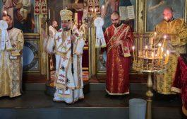 Кръстиха 10-месечната Йоана на празнична служба за Еньовден