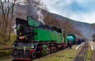 Пътуване с парен локомотив отбелязва годишнина на теснолинейката