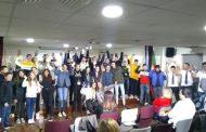 """Учениците от ПГЕ """"Джон Атанасов"""" показаха класната стая в бъдещето"""
