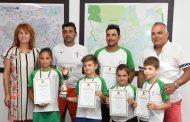 """Малките тенесисти на """"Августа Траяна"""" станаха шампиони на отборно държавно първенство"""