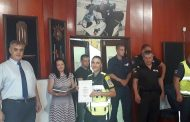 48 полицейски служители от Стара Загора бяха наградени за празника на МВР