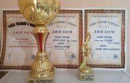 """Две първи награди за хор """"Родина"""""""