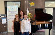 Престижни отличия завоюваха млади старозагорски пианисти