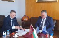 Ректорите на ТрУ и УНСС подписаха споразумение за сътрудничество и съвместна дейност