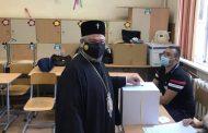 Старозагорският митрополит КИПРИАН: Гласувах за благопросперитета на страната и за духовния и светски мир в нея
