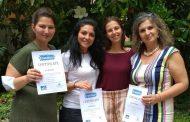 """Екип на детска градина """"Българче"""" с нови идеи и вдъхновение след обучение в Болоня"""