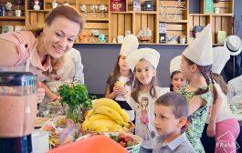 Две безплатни кулинарни работилници с авторски рецепти и йога на открито на 24 и 25 юли в Стара Загора