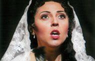 Цветелина Василева – Златният глас на България, в ролята на Тоска в Стара Загора