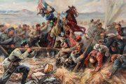 Битката при Стара Загора. Бойното кръщение на Самарското знаме