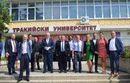 В ТрУ делегация от Германия споделя опит за прехода към нисковъглеродна икономика
