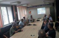 Презентация за горски пожари бе представена пред служители на ловни сдружения в област Стара Загора