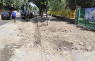 """Започна мащабна рехабилитация на инфраструктурата в старозагорския квартал """"Самара"""" 1"""