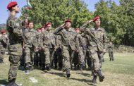 Втора механизирана бригада чества 23 години от създаването си
