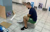 Художниците на Тракийския университет подреждат изложба