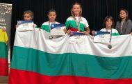 Азиатското математическо лято донесе в Стара Загора 3 сребърни и 9 бронзови медала