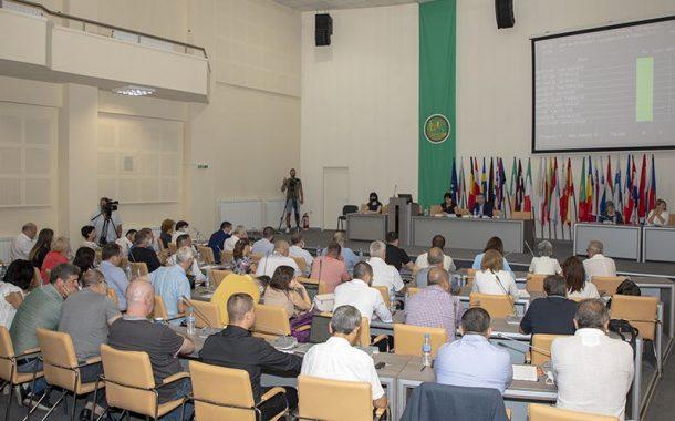 Близо 50 точки ще гласуват в ОбС-Стара Загора, провеждат заседанието онлайн