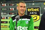 Областният управител награждава голмайстора Мартин Камбуров