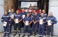 Наградиха пожарникари от Стара Загора за професионалния им празник