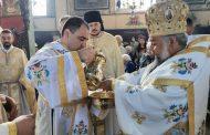 На Кръстовден ръкоположиха свещеник и дякон