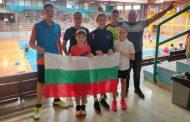 Млади старозагорски бадминтонисти спечелиха медали на международен турнир