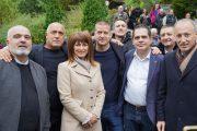 Бойко БОРИСОВ в град Шипка: ГЕРБ е в отлична кондиция