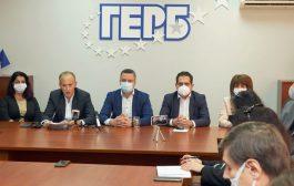 Красимир ВЪЛЧЕВ, водач на листата на ГЕРБ-СДС в Старозагорски избирателен район: Отговорността за всички кризи е на Румен Радев