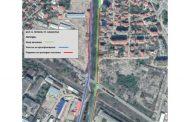 Затварят едната лента на важен булевард в Казанлък