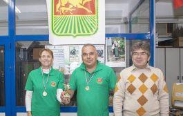 Отборът на Община Стара Загора спечели Купата в състезание по стрелба