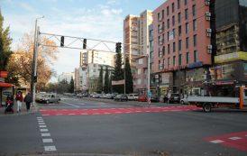Премахнат е мигащият зелен сигнал на светофарните уредби в Стара Загора