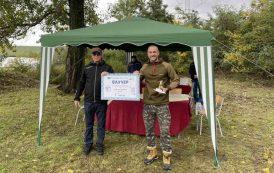 """Старозагорец спечели тазгодишното състезание по риболов на """"ТЕЦ Марица изток 2"""" ЕАД"""